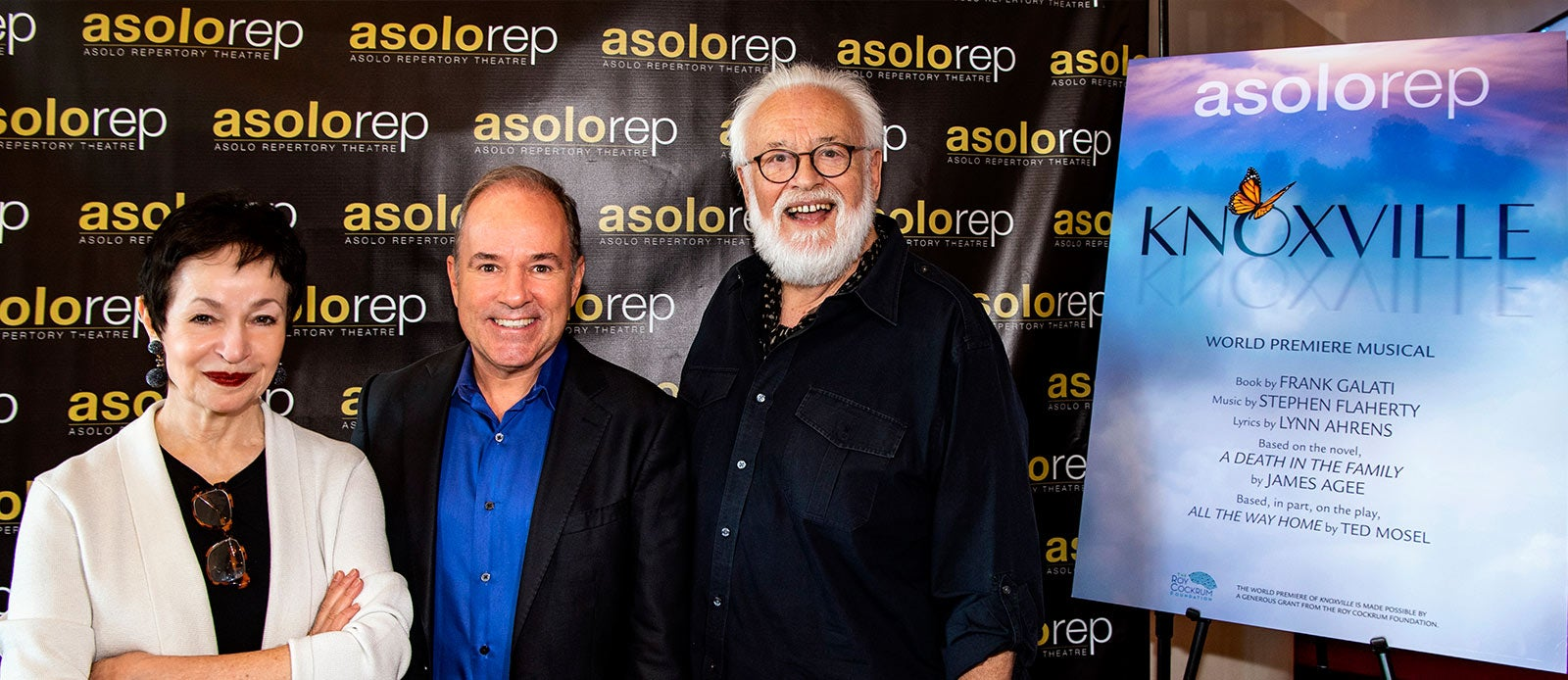 Asolo Rep Announces World Premiere Musical: Knoxville