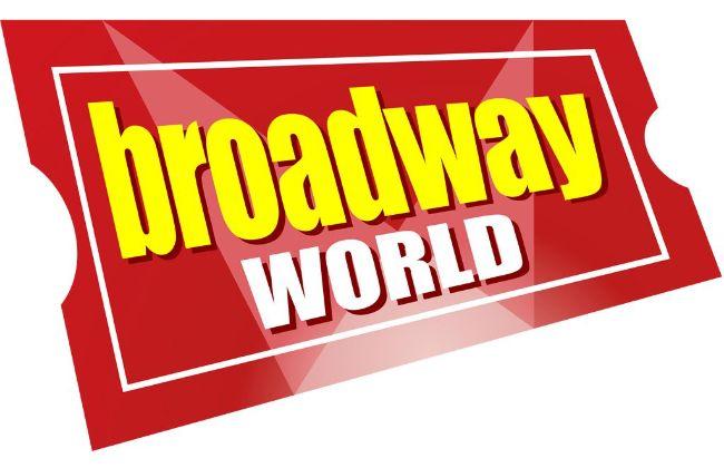 Broadway World logo Spotlight